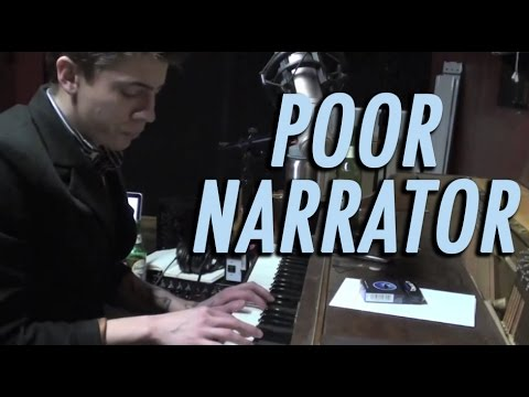 Poor Narrator by Rusty Cage