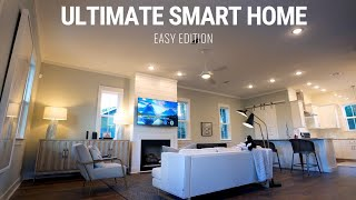 Ultimate Smart Home: Easy Edition Tour!