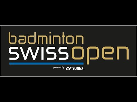 2014 Swiss Open Badminton: Ms Final - Viktor Axelsen (den) Vs. Tian Houwei (chn) video