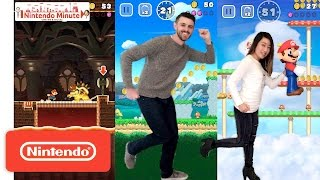 Super Mario Run Challenge – Nintendo Minute