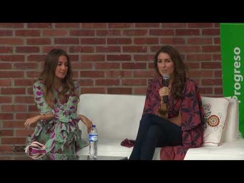 Conferencia Johanna Ortiz y Adriana Arboleda
