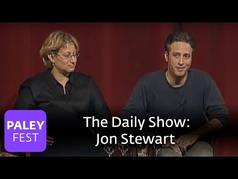 The Daily Show's Jon Stewart on Getting Stories