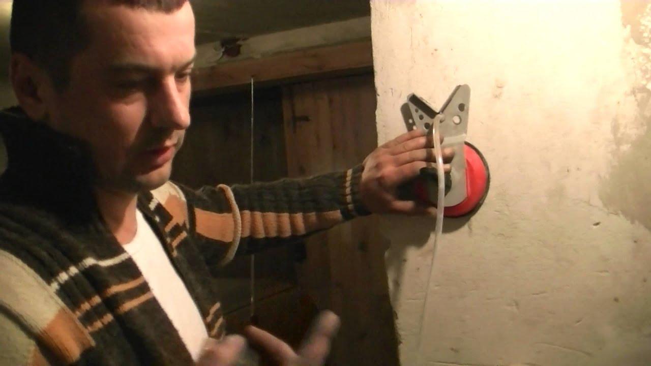 Как сделать отверстие в плитке под дюбель