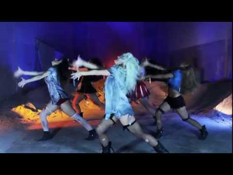 'Running From The Devil' District 78 choreography by Jasmine Meakin (Mega Jam)