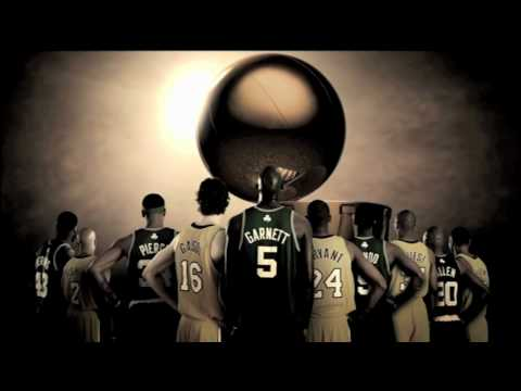 NBA Finals 2010 - Celtics vs Lakers Mix HD