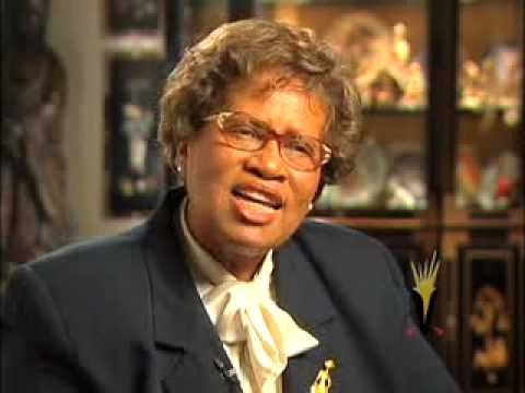 M. Joycelyn Elders: First...