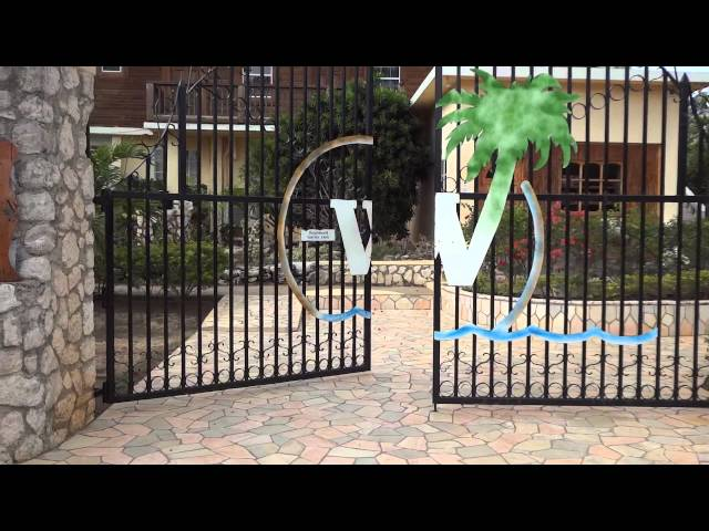 Tour of the Westender Inn in Negril, Jamaica