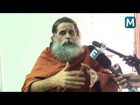 ADGP B Sandhya Behind the Incident, Says Gangeshananda