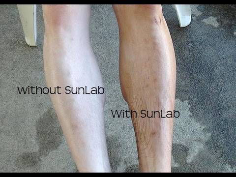 Self Tanning Lotion Review: Sun Labs