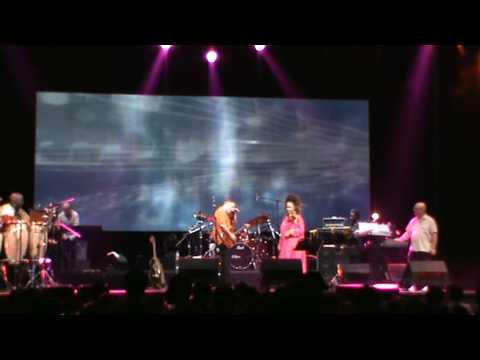 Java jazz festival 2010 - Chieli Minucci
