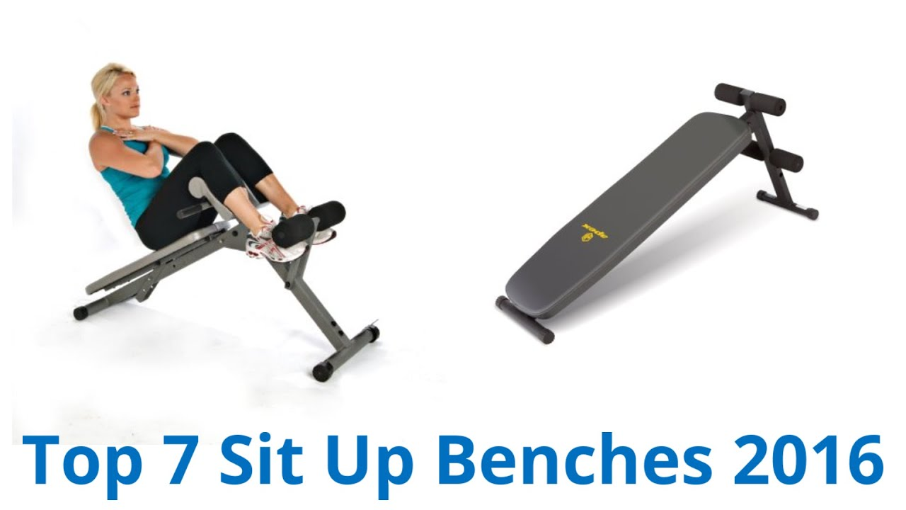 7 Best Sit Up Benches 2016