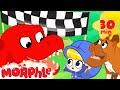 Dinosaur At The Dog Show   My Magic Pet Morphle | Cartoons For Kids | Morphle TV | BRAND NEW