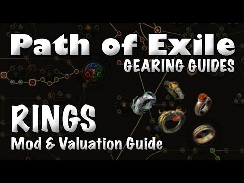 path of exile gearing guide rings ring mod valuation