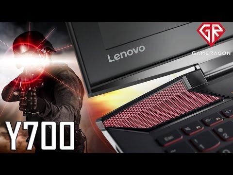 Laptop Lenovo IdeaPad Y700-15 [Unboxing & Test]