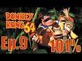 PeePz Plays: Donkey Kong 64 [101%] Ep.9