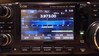 Ham Radio Breakfast Club Net 3.973 MHz