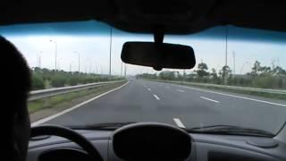 Thực hành lái xe trên đường cao tốc