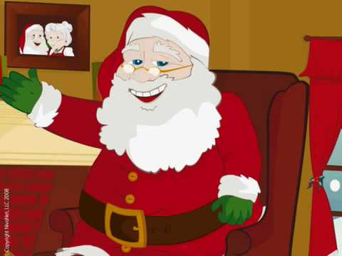 Santa Claus Explains How He Will Talk to Your Little Ones