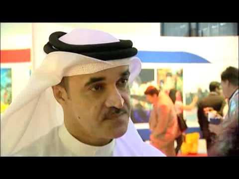 Mohammed Alhabbai, CEO, Dubailand @ ATM 2010