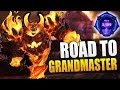 Ragnaros Pros Shall Burn Road To Grandmaster S3 Heroes Of The Storm mp3