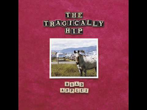 Tragically Hip - Born in The Water