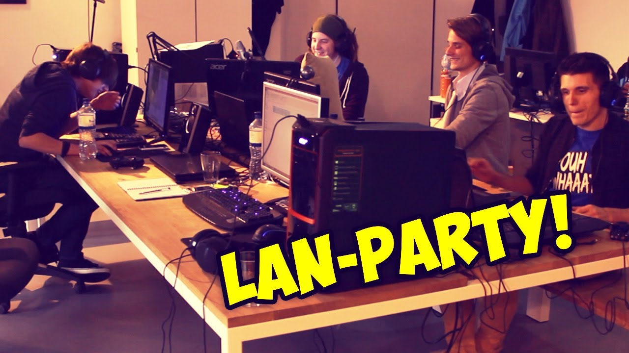 how to make a lan party in gmod