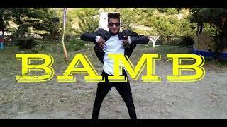 BAMB ( HIP-HOP DANCE VIDEO)    BY VERZION    SUKHE ft. BADSHAH   