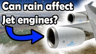 Can water make Jet engines stronger?!