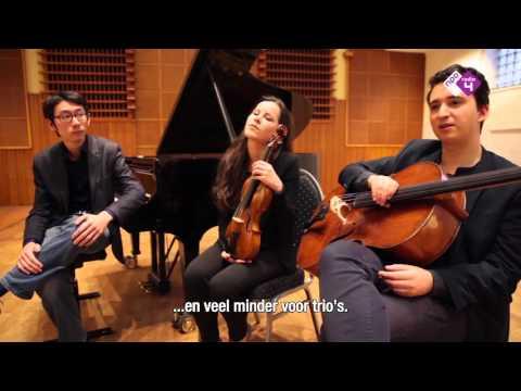Amatis Piano Trio | Dutch Classical Talent 15/16