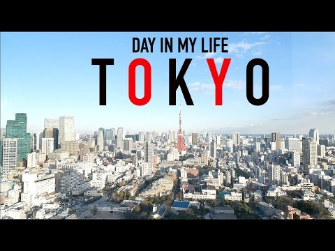 Day In My Life In Tokyo, Japan | Everyday Living & Working In Japan
