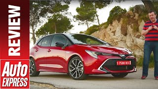 New 2019 Toyota Corolla review - has Toyota finally got a worthy Golf rival?
