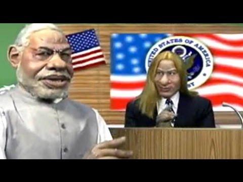 Narendra Modi's unrelenting struggle to get a US visa