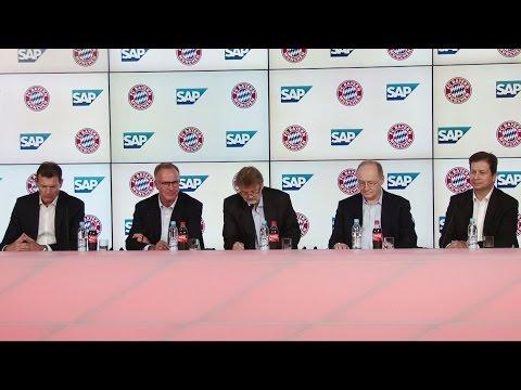 Karl-Heinz Rummenigge erklärt SAP-Partnerschaft: