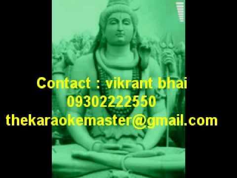 Bhole O Bhole Mere Yaar Ko Mana De Bhajan Karaoke.mpg video
