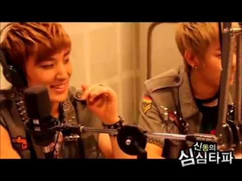 B.A.P MOON JONGUP Compilation Cuts [Part 1/2]