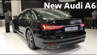 New Audi A6 2019 first look in 4K