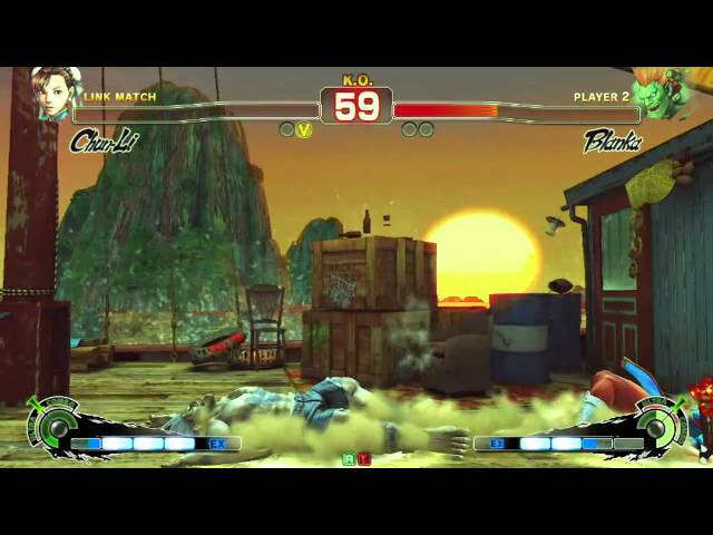 Road to World Game Cup ! SSF4AE Team Tournament @ Versus Dojo 05.02.11 - Battle Royale - Part 4 / 9