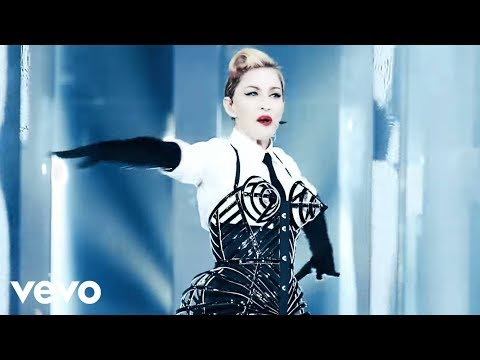 Madonna - Vogue (mdna World Tour) video
