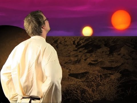 Tatooine Discovered?