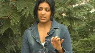Visit http://www.cinegoer.com/ for more videos. Part 1 of interview with Padma Priya.