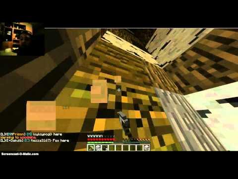 Minecraft:Prison On Keinett server ep1