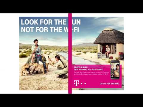 Travel & Surf | Deutsche Telekom | M&M 2015 | MediaCom International