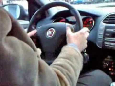 Большой тест-драйв: FIAT Bravo [СиДр] ч.1