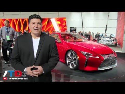 2016 North American International Auto Show