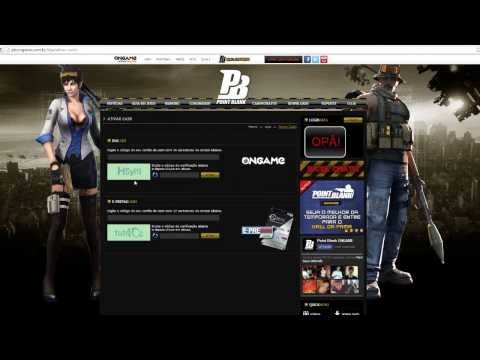 Ativar Cash Por Pin Code Point Blank Tutorial De  O Ativar Cash