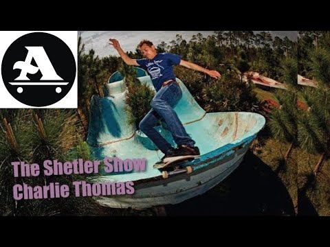 The Shetler Show featuring Charlie Thomas