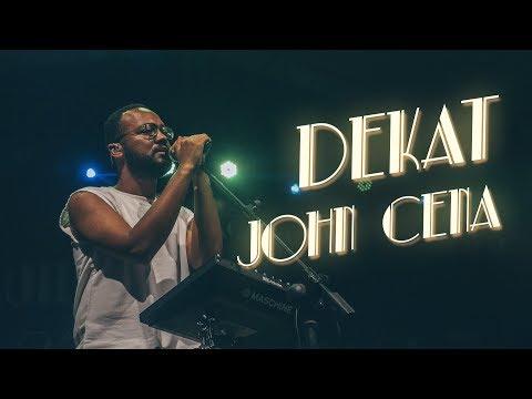 Download  Dekat - John Cena LIVE on RADIOACTIVE 2018 Gratis, download lagu terbaru