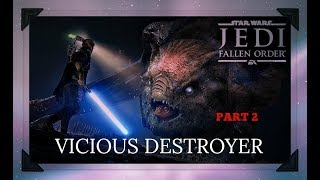 [PS4]Star War Jedi Fallen Order|Lets go on this adventure together|Jedi Monday|road to 2k Sub