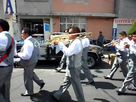 BANDA TIERRA CERO RUMBO A LAS PEÑAS 2012