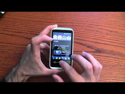 INQ Cloud Touch unboxing CellulareMagazine